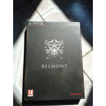 Castlevania Lord Of Shadow 2 Special Edition Belmont Edition