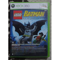 Lego Batman Y Pure Disco Doble Nuevo En Gamekiosko