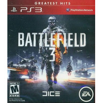 Battlefield 3 Greatest Hits Ps3 Nuevo De Fabrica Citygame