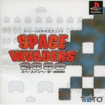 Space Invaders 2000 Ps1 Japonesa