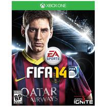 Fifa Soccer 2014 Xbox One Videojuego Sellado Nuevo Original