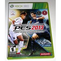 Pes 2013 / Pro Evolution Soccer 2013 Para Xbox 360
