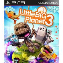 Little Big Planet 3 Ps3 .: Finalgames :.