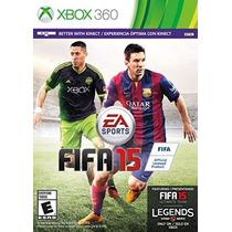 Fifa 15 Xbox 360 Nuevo Envío Gratis