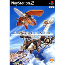 Sky Gunner Ps2 Japonesa
