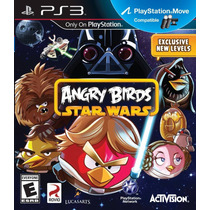 Angry Birds Star Wars - Nuevo Sellado - Ps3