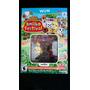 Animal Crossing Amiibo Festival Nintendo Wii U Nuevo Sella