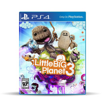 Little Big Planet 3 Para Playstation 4 En Gamers Retail.