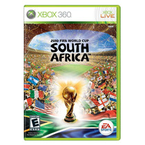 2010 Fifa World Cup South Africa - Xbox 360 Nuevo