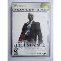 Hitman 2 Silent Assassin Para Xbox Primera Generacion