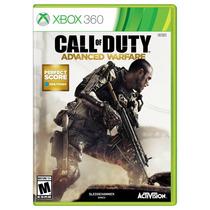 Call Of Duty Advanced Warfare Xbox 360 Nuevo Blakhelmet E