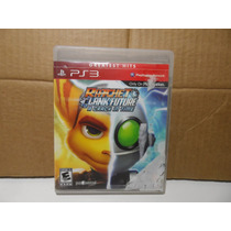 Ratchet Clank Future A Crack In Time.ps3
