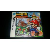 Mario Vs Donkey Kong 2 Nintendo Ds Usado . Cambios Gamer..