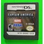 Captain America Super Soldier Para Nintendo Ds