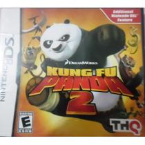 Kung Fu Panda 2 Nintendo Ds Seminuevo Excelente Estado