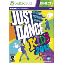 Just Dance Kids 2014 Xbox 360 Nuevo Blakhelmet Sp