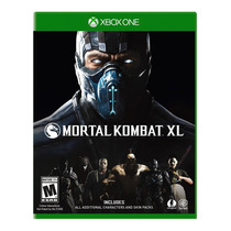 °° Mortal Kombat Xl Para Xbox One °° En Bnkshop