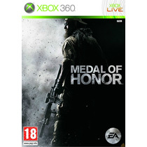 Medalla De Honor Limited Edition Xbox 360