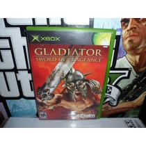 Gladiador Sword Of Vengance Xbox