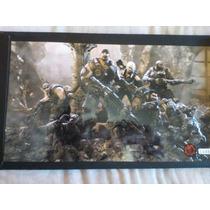 Remato 3 Poster Originales De Gears Of War 3