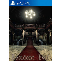 Resident Evil Ps4 Hd Zona680