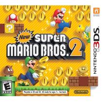 New Super Mario Bros 2 Para Nintendo 3ds Y Xl Nuevo Veracruz
