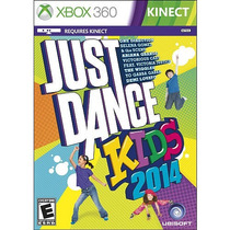 Just Dance Kids 2014 Xbox 360 + Envio Gratis