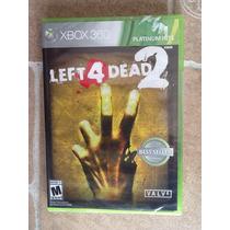 Left 4 Dead 2 Nuevo Sellado