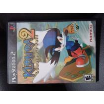 Klonoa 2 - Playstation 2 - Ps2