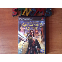 The Lord Of The Rings Aragorn`s Quest