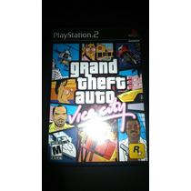 Gran Theft Auto Vice City Para Ps2