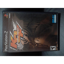 Kof Maximum Impact - Playstation 2 - Ps2
