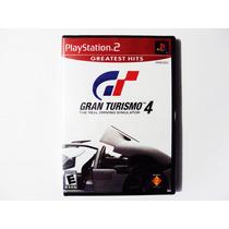 Gran Turismo 4 Nuevo - Play Station 2 - Ps2 - Gt4