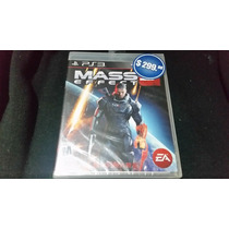 Mass Effect 3 Ps3 Nuevo . Cambios Gamer..