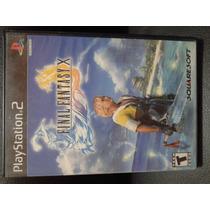Final Fantasy X - Ffx - Ff10 - Playstation 2 - Ps2