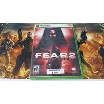 F.e.a.r. 2 Project Origin Seminuevo Xbox 360 En Igamers