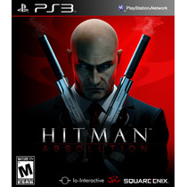 Hitman Absolution Special Edtion Ps3