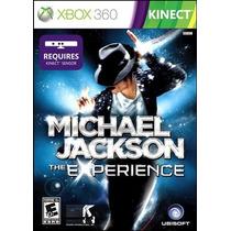 Michael Jackson The Experience Xbox 360 Nuevo Original