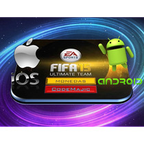 Monedas Fifa 15 Ultimate Team Version Celular Ios / Android