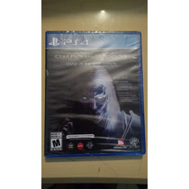 Juegos Ps4 Shadow Of Mordor Legion Edition