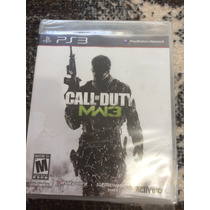 Ps3 Call Of. Durty Mw3