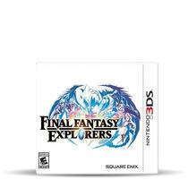 Final Fantasy Explorers.-3ds Preventa ¡sólo En Gamers!