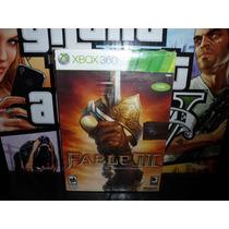 Fable Iii Edicion Coleccionista Nuevo Xbox 360