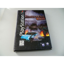 Ps1 Playstation One Destruction Derby Original Caja Grande