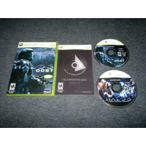 Halo 3 Odst Completo Para Xbox 360,excelente Titulo