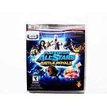 All Stars Battle Royale Nuevo Playstation 3 - Juego Fisico
