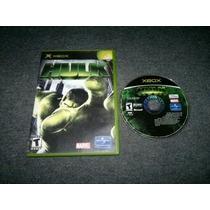 Hulk Para Xbox Normal,excelente Titulo.