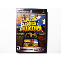 Capcom Classics Collection Nuevo - Playstation 2 - Ps2