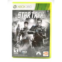 G0356 Xbox 360 Videojuego Videogame Star Trek
