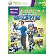 Kinect Sports Season Two Nuevo Sellado Xbox 360